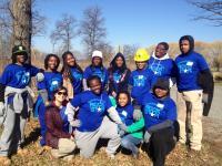 SCA Earth Day 2014 Event -- Detroit, MI