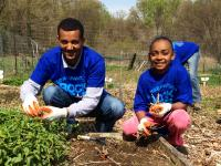 SCA Earth Day Event - Fort Dupont Park, Washington, D.C. 4-19-2014