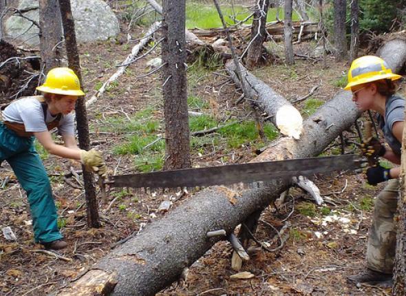 Shell Colorado Trail Crew