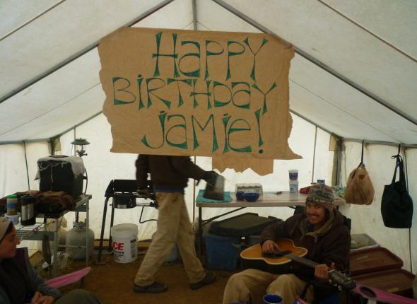 Happy Birthday Jamie!