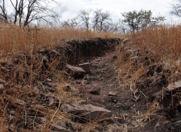 Erosion = bad