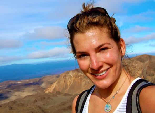 Corps Member Rachel Skoza