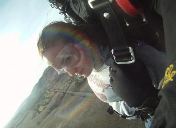 Corps Member Tori Johnson