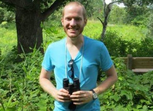 Corps Member Tyler Imfeld