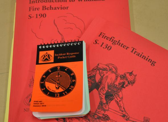 United States Forest Service Fire Guard School Black Hills SD 2013