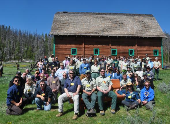 Arapaho National Forest U.S. Forest Service Orientation Granby Colorado June  2013