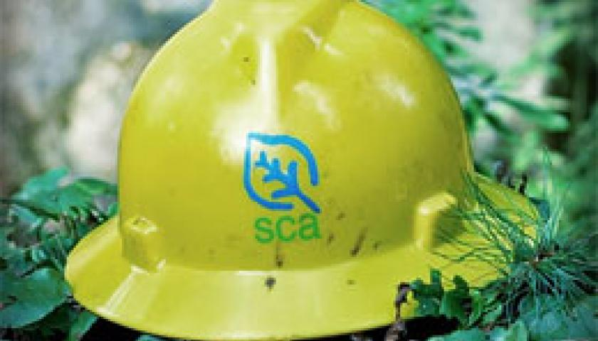The Iconic SCA Hardhat seen in parks and natural spaces around the 50 States.