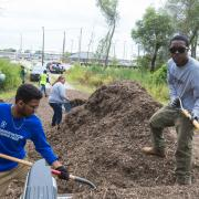 The Excelsior Conservation Corps, a joint program with SCA, AmeriCorps and New York State,  will restore, enhance and protect New York's natural resources.