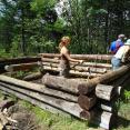 cabin deconstruction